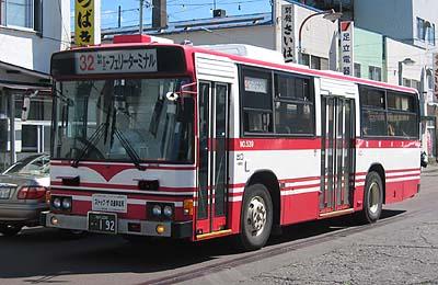宗谷バスの部屋