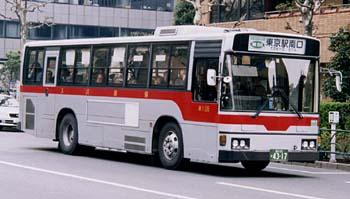東急バス/東急トランセのページ