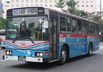 京急急行バス大森営業所