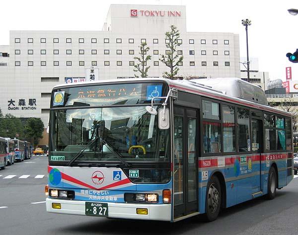 京浜急行バス大森営業所