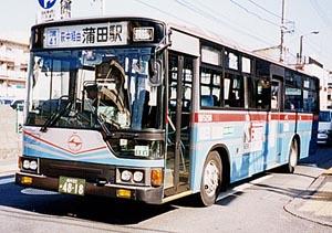 京急バス東京営業所