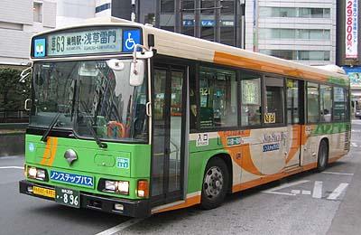 草 都 63 バス 草63[都営バス]のバス路線図